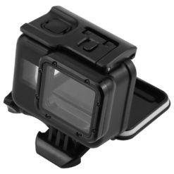 2-Doors-Underwater-60M-Waterproof-Housing-Case-Touch-Screen-Backdoor-For-Gopro-Hero-5-Case-Black (3)