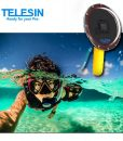 TELESIN 6″ Dome Port for the Gopro Hero3/3+/4
