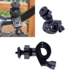 Gopro-Accessories-Bike-Bicycle-Motorcycle-Handlebar-Seatpost-Clamp-Roll-Bar-Mount-Tripod-Holder-For-GoPro-Hero